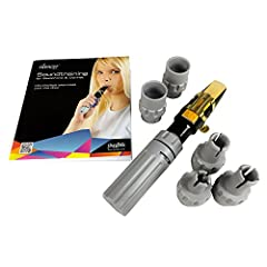 The SAXSILENCER is a very handy piece of kit! For those beginning to learn the Saxophone or Clarinet teachers often advise playing the mouthpiece only. This helps develop your embouchure and it is much easier to get a noise out of the actual ...