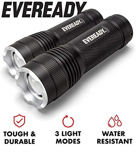 EVEREADY LED Tactical Flashlight