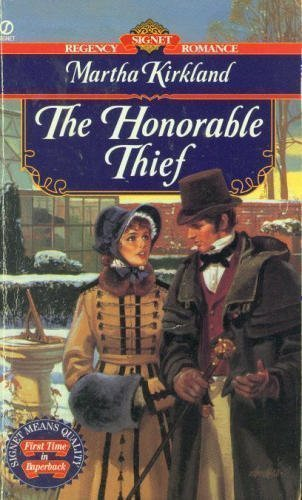 The Honorable Thief (Signet Regency Romance)