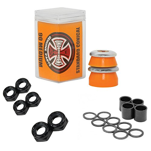 Independent Bushings Conical 90a with Dimebag Axle, Kingpin Nuts and Speed Kit ()
