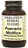 Pueraria Mirifica - 60 550mg VegiCaps - Stearate Free, Bottled in Glass