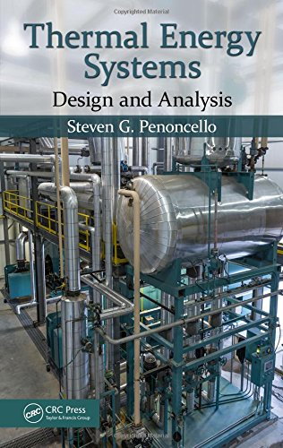 Thermal Energy Systems: Design and ()