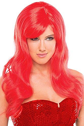 Deluxe Jessica Rabbit Wig Jessica Rabbit Costume Wig Jessica Rabbit ()