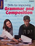 img - for Drills for Improving Grammar and Composition (Grade 9) book / textbook / text book
