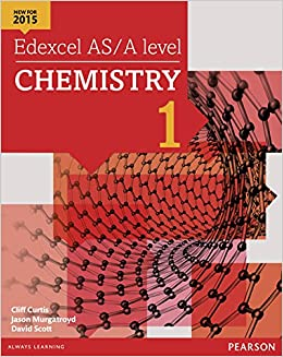 Edexcel AS/A level Chemistry Student Book 1 + ActiveBook ...