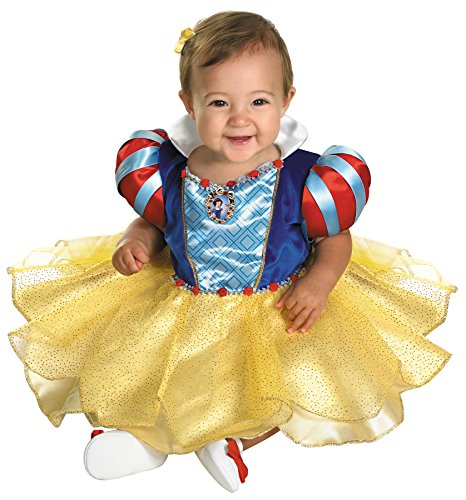 Morris Costumes Baby-Girl's SNOW WHITE INFANT 12-18MOS.]()