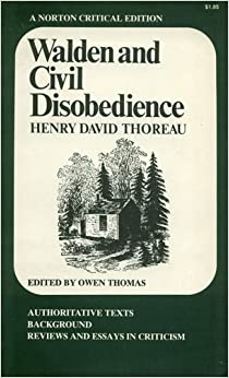 "critical essays on henry david thoreau Henry david thoreau's essay ""civil disobe- develop critical thinking skills 4 a teacher's guide to henry david thoreau's walden and ""civil disobedience."