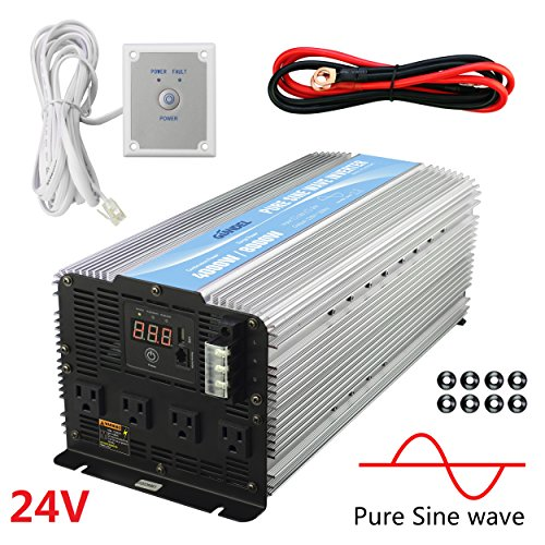 GIANDEL 4000W Heavy Duty Pure Sine Wave Power