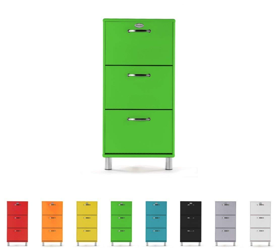 Grün tenzo 5263-021 Malibu - Designer Schuhschrank