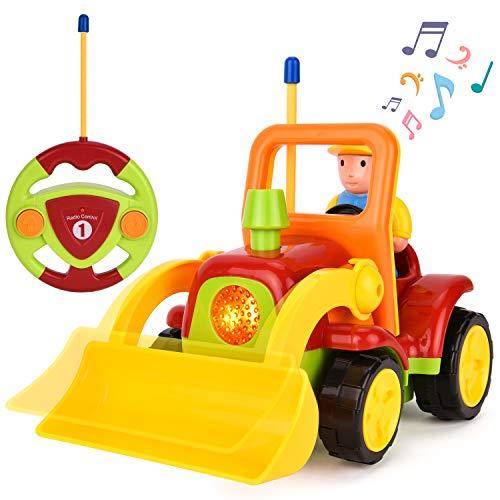 Filwo Radio Control Car Remote Control Car Music Light Rc Car Easy