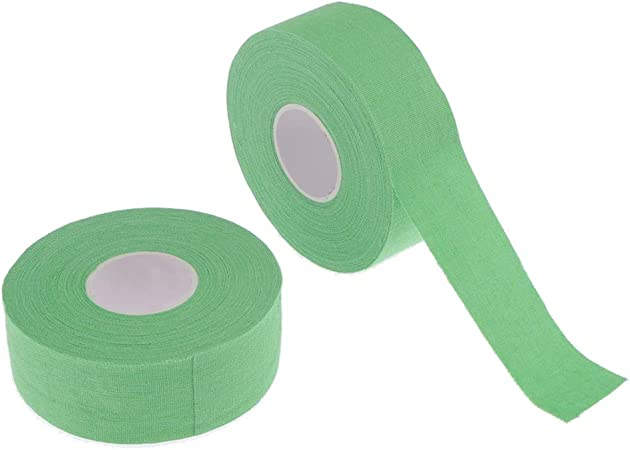 Toygogo 2 Rollos Cinta Adhesiva para Empuñadura de Palo de Hockey ...