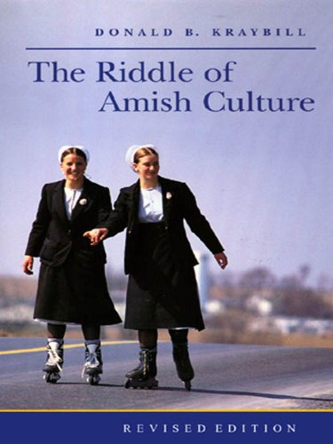 The Riddle of Amish Culture (Center Books in Anabaptist Studies)