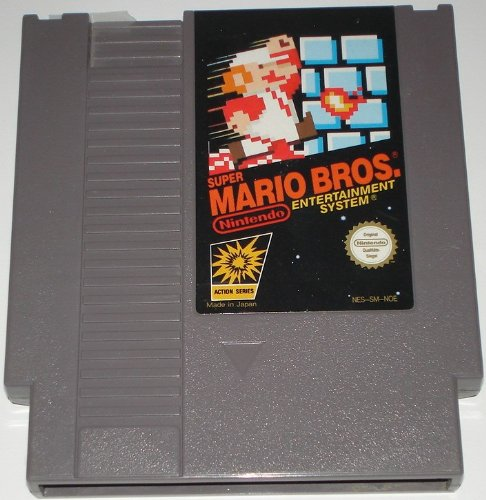 Super Mario Bros. (1985) (Video Game)