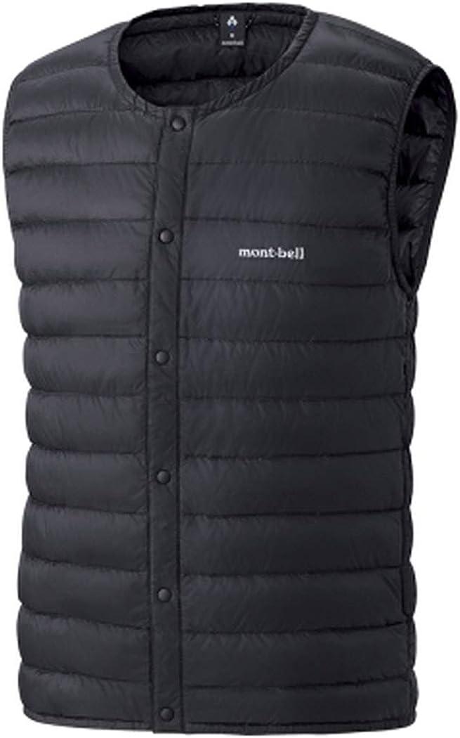 (モンベル) mont-bell スペリオダウンRネックベストラウンドネック インナーダウン メンズ Superior down R-neck Best for Men [並行輸入品]