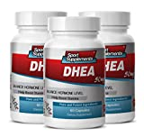 7 keto dhea - DHEA 50mg - DHEA Supplement to Regulate Fat and Mineral Metabolism, Sexual and Reproductive Function (3 bottles 180 capsules)