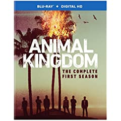 Animal Kingdom: The Complete First Season arrives on Blu-ray and DVD April 25 from Warner Bros.