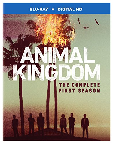 Blu-ray : Animal Kingdom: The Complete First Season (2 Pack, Dolby, AC-3, 2 Disc)