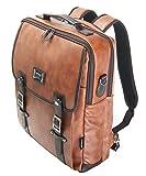 Tan 15 Laptop Backpack Messenger Tote Bags