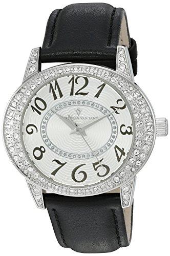 Christian Van Sant Women's 'Jazz' Quartz Stainless Steel Casual Watch (Model: CV8411)