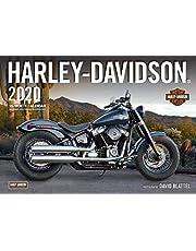 Harley-Davidson 2020: 16-Month Calendar September 2019 Through December 2020