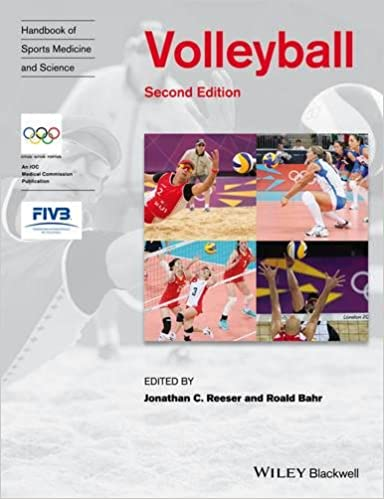 Book Handbook of Sports Medicine and Science, Volleyball (Olympic Handbook Of Sports Medicine)