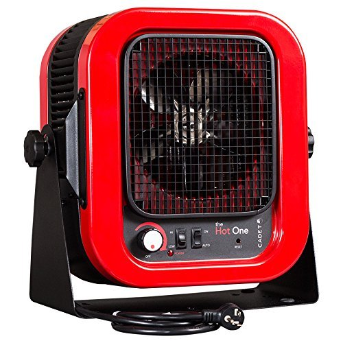 Cadet RCP402S Space Heater – Best for small spaces