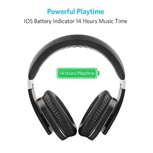242826d0d14 Bluetooth Headphones ARCHEER AH07 Wireless Headphone Foldable Over ...
