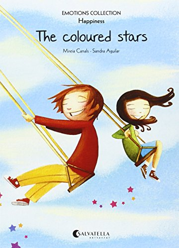 The coloured stars: Emotions 3 (happiness) (Emotions Collection (inglés))