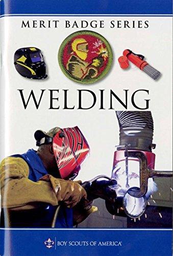 Welding (Merit Badge Series)