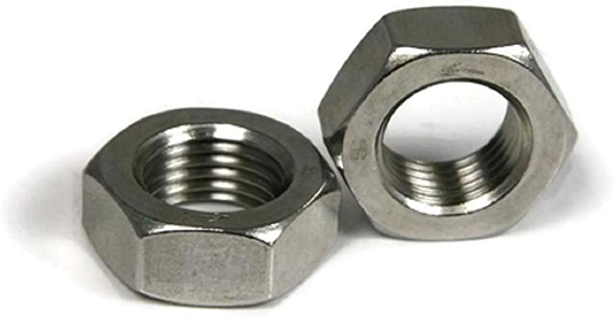 "Stainless Steel Hex Cap Serrated Flange Bolt FT UNC #8-32 x 1//2/"" Qty 25"