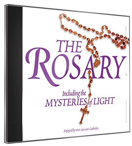 (The Rosary CD: Including the Mysteries of Light)