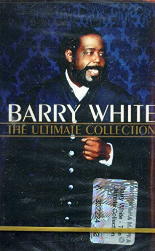 Barry White Ultimate Collection: Barry White The Ultimate Collection CD Covers