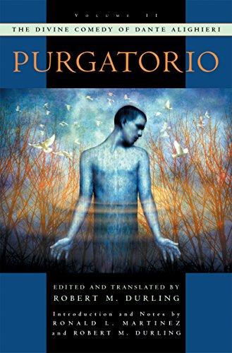The Divine Comedy of Dante Alighieri: Volume 2: Purgatorio