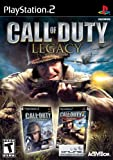 Call of Duty Legacy (Includes Finest Hour, Big Red One) - PlayStation 2