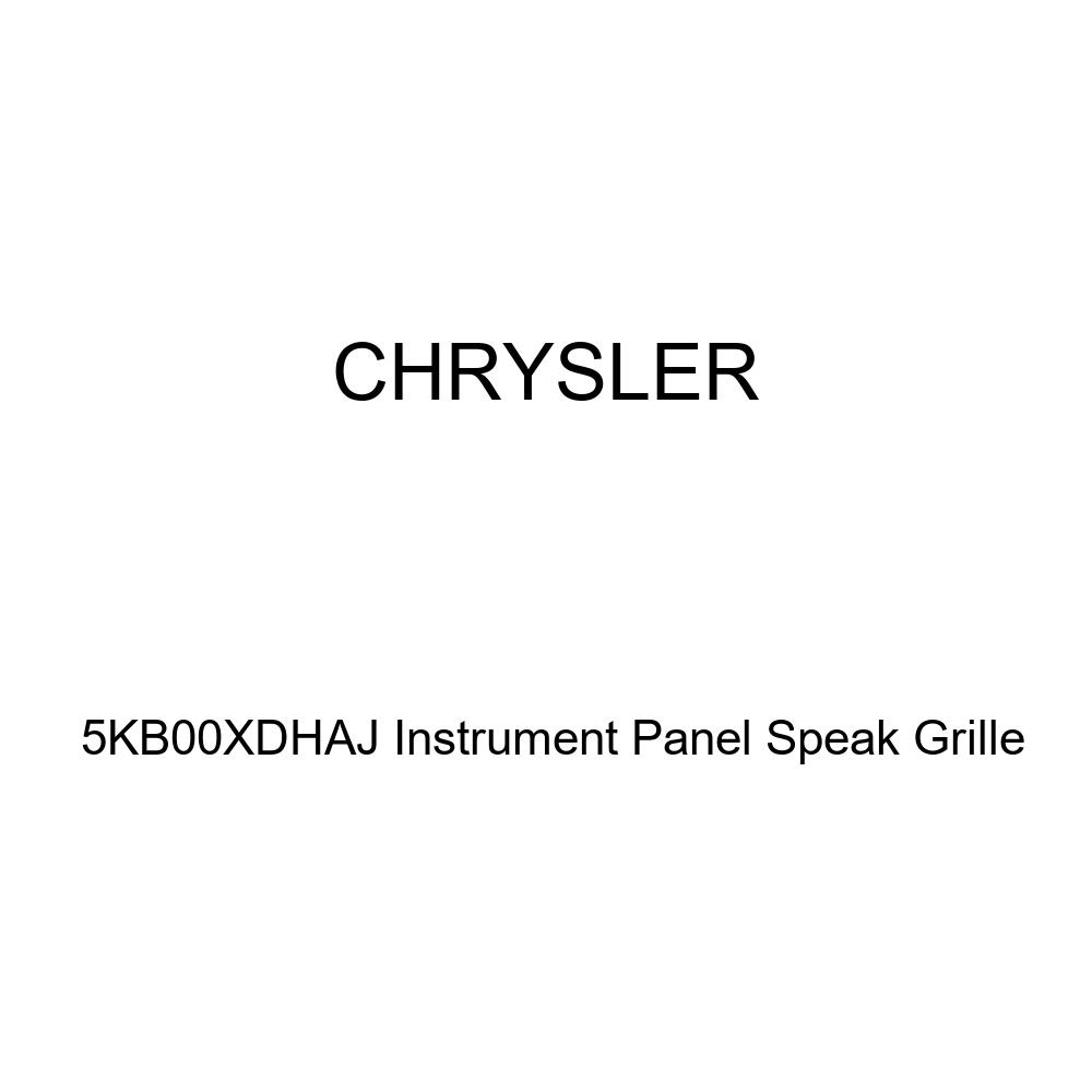 Genuine Chrysler 5KB00XDHAJ Instrument Panel Speak Grille