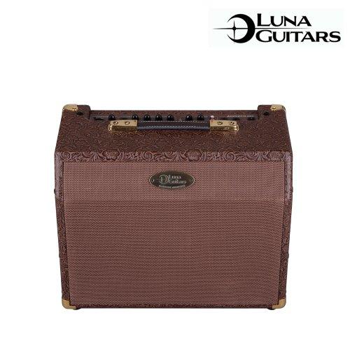 Luna Acoustic Ambience 1×6.5-Inch 15-Watt Portable Acoustic Guitar Amplifier