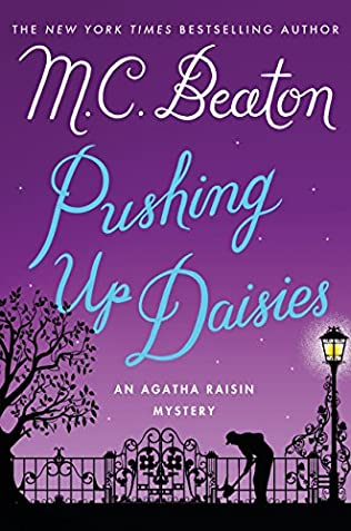 book cover of Pushing up Daisies