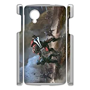 DIY Phone Cover Custom Halo For Google Nexus 5 NQ3841864