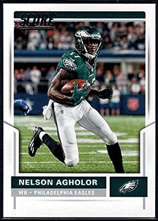 6c5f7240 Amazon.com: 2017 Score #220 Nelson Agholor Philadelphia Eagles ...