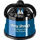 Anysharp Knife Sharpener, Blue