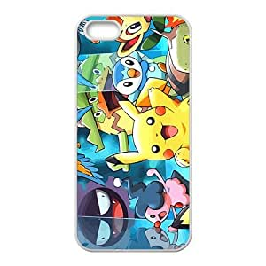 Lovely Pokemon Cell Phone Case for iPhone 5S