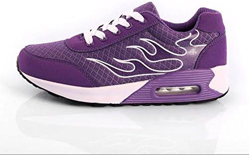 Fondo pesado ms. Ascensor zapatos de running zapatos casual, morado, 39: Amazon.es: Deportes y aire libre