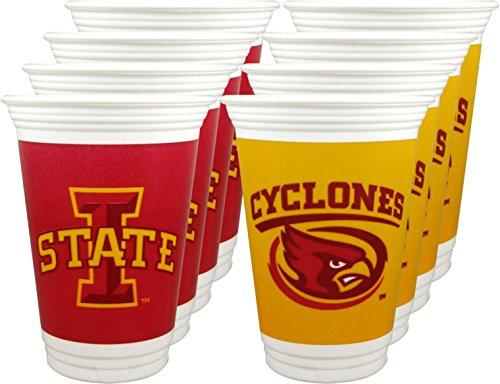 Iowa State Cyclones 16 oz Cups