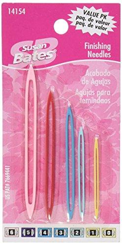 Susan Bates 14154 Finishing Value Pack Knitting Needle, Assorted