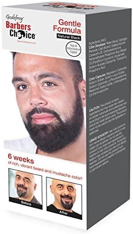 Godefroy barberos elección de barba y bigote Kit de aplicación ...