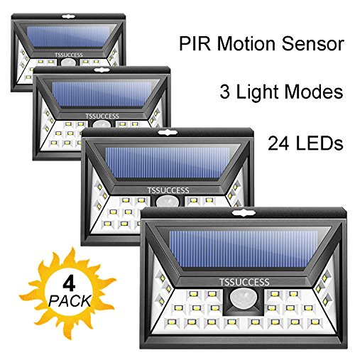 Best Solar Powered Motion Security Light - 3