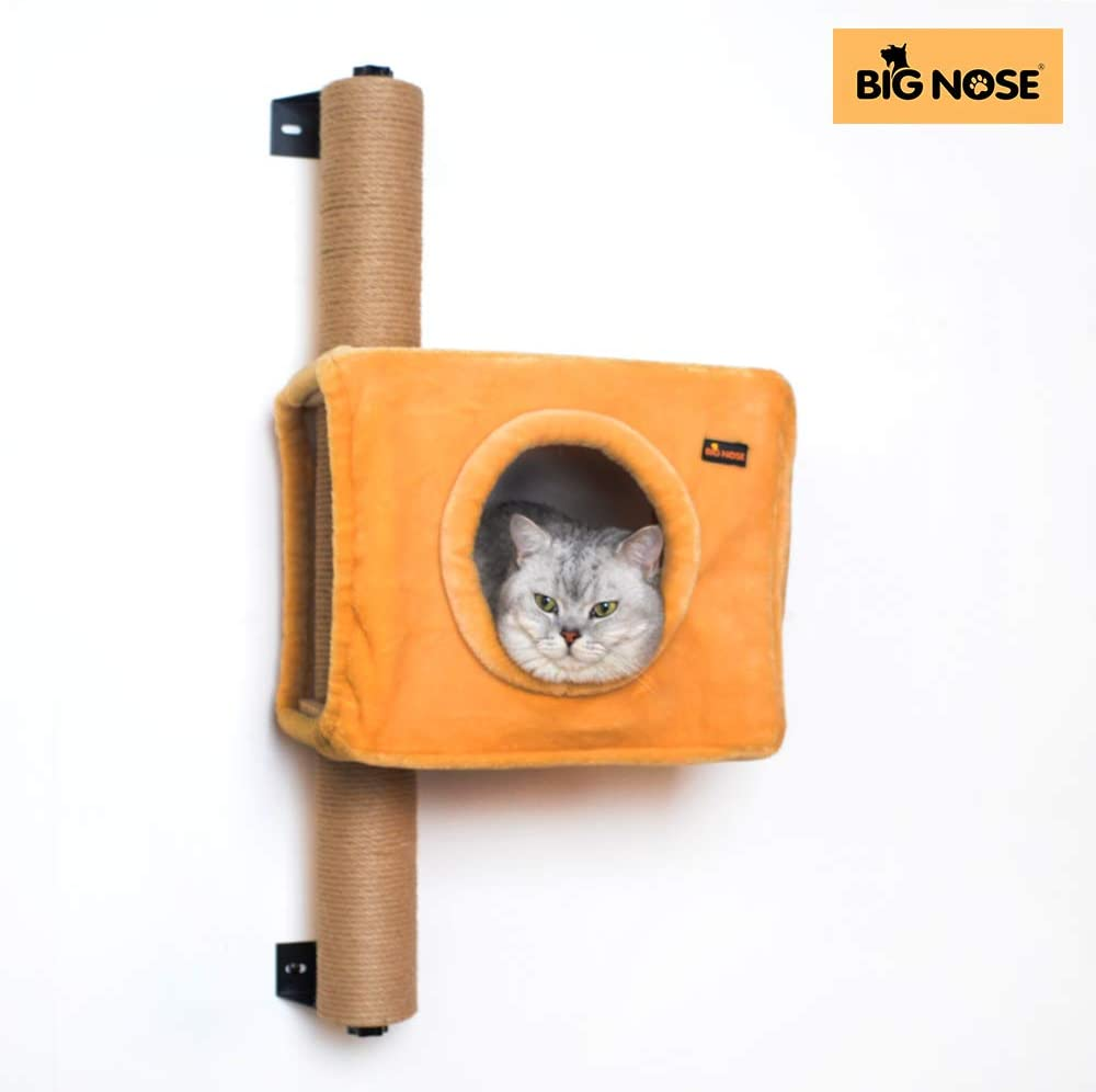 BIG NOSE Wall Mounted Cat Condos Tree House