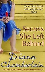 Secrets She Left Behind (A Topsail Island novel - Book 2)