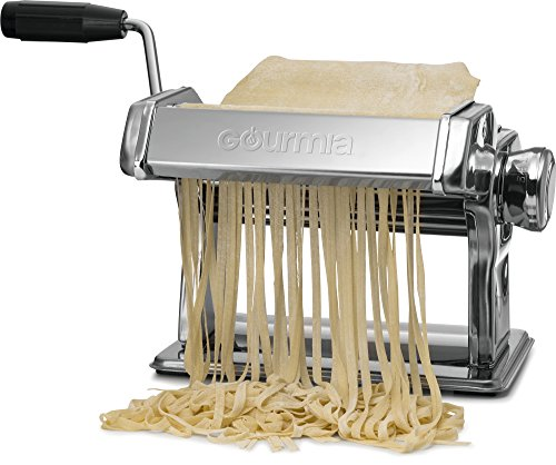 Hand Crank Kitchen Appliances: Pasta Maker, Roller And Cutter