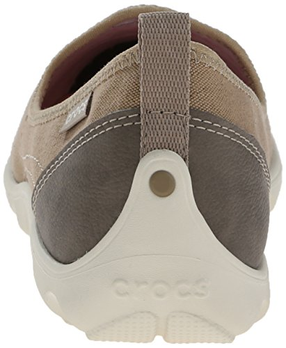 Crocs Busy Day Chaussure de toile Khaki/Stucco